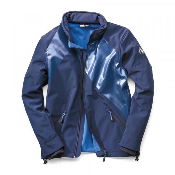 HAIX Softshell Jacke Fashion blauw