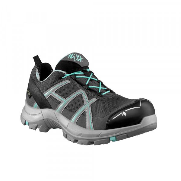 HAIX Black Eagle Safety 40.1 Ws low grey/mint