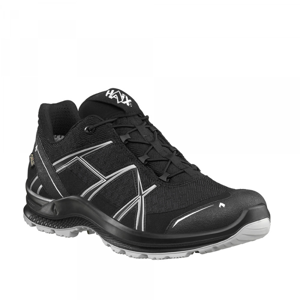 HAIX Black Eagle Adventure 2.2 GTX low/black-silver