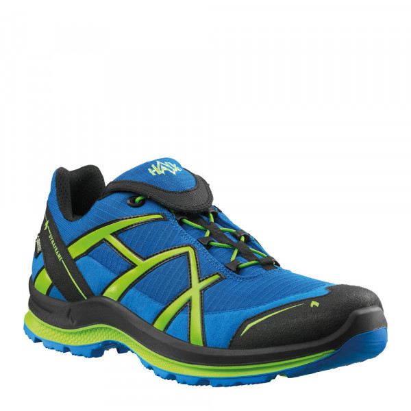 HAIX Black Eagle Adventure 2.0 GTX low/blue-citrus