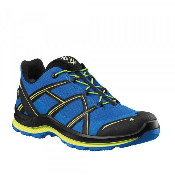 HAIX Black Eagle Adventure 2.1 GTX low/blue-citrus