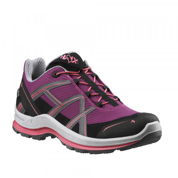 HAIX Black Eagle Adventure 2.1 GTX Ws low/purple-rose