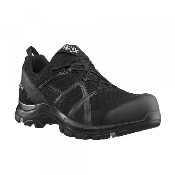HAIX Black Eagle Safety 40.1 Low black/black