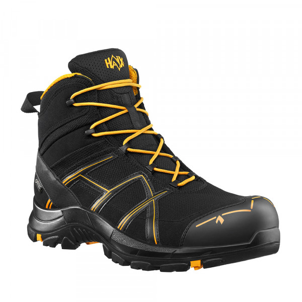 HAIX Black Eagle Safety 40.1 mid/black-orange
